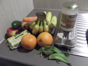Organic shopping at the markets in Cairns. My energy and nutrients to make the most of my holiday in Cairns.